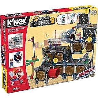 Nintendo Super Mario Chain Chomp Building Set by KNEX