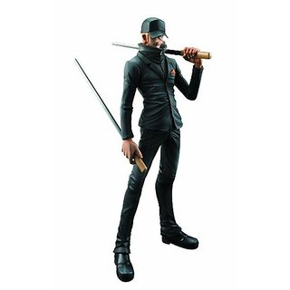 Megahouse One Piece Portrait of Pirates: Kaku Excellent Model Limited PVC Figure