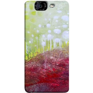 FUSON Designer Back Case Cover for Micromax Canvas Knight A350 :: Micromax A350 Canvas Knight (Lot Of Colours For Hall Bedroom Painting Intresting )