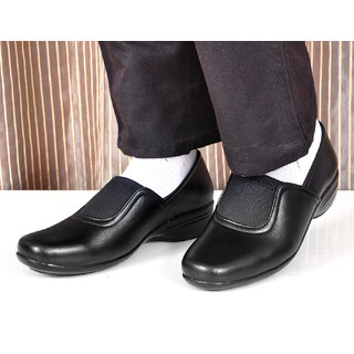 Altek Black Synthetic Formal Shoe For Women ( ALTEK13302BLK )