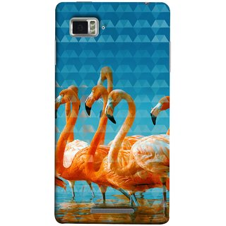 FUSON Designer Back Case Cover for Lenovo Vibe Z K910 (Animal Birds Long Beak Beautiful Wallpaper Designs)