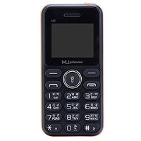 Mu Phone-M2 Dual Sim Big Torch Keypad Feature Phone