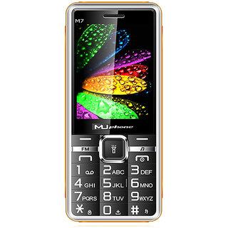Mu Phone-M7 Big Speaker,Wireless FM,Dual Camera,Big Tor