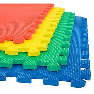 Eva Fitness Flooring colourfull Mats