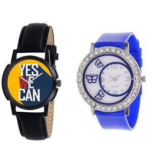 Analog Cupal Watch