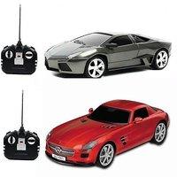 Buy 1 Lamborghini Rc Car And Get 1 Mercedes Sls Rc Car Free