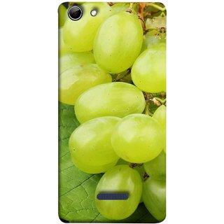 FUSON Designer Back Case Cover for Micromax Canvas Selfie 3 Q348 (Nature Farm Wine Organic Farm Agriculture Autumn )