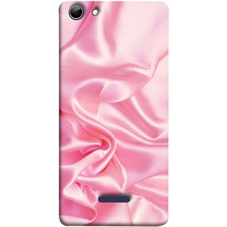 FUSON Designer Back Case Cover for Micromax Canvas Selfie 3 Q348 (Pinky Girly Girls Womens Design Pattern Babies Soft )