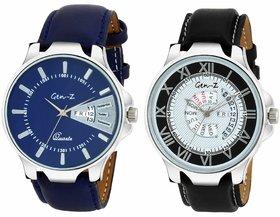 Gen-Z Combo of 2 Men Watches