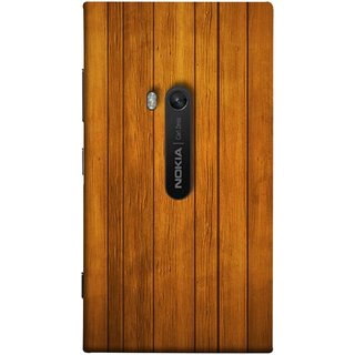 FUSON Designer Back Case Cover for Nokia Lumia 920 :: Micosoft Lumia 920 (Unique Wooden Pine Background Vintage Table Tiles)