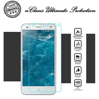 nClans - Lyf Water 2 Premium Tempered Glass
