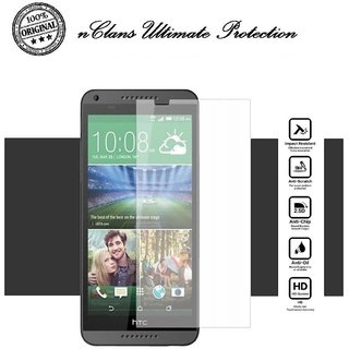 nClans - HTC D816 Premium Tempered Glass