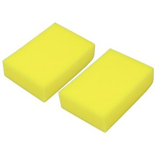 sponge for cleaning car wash Kitchen wash anywhere use good strong sponge (Set of 2)