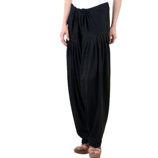patiala salwar pure cotton black color
