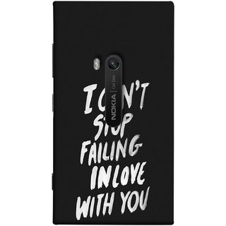 FUSON Designer Back Case Cover for Nokia Lumia 920 :: Micosoft Lumia 920 (Best Quotes Love Words Always Happy Together)