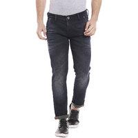 KILLER Black 100% Cotton Slim Fit Jeans