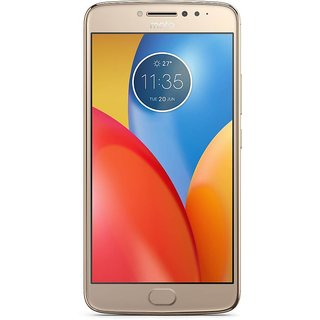 Moto E4 plus (3 GB, 32 GB, Fine Gold)