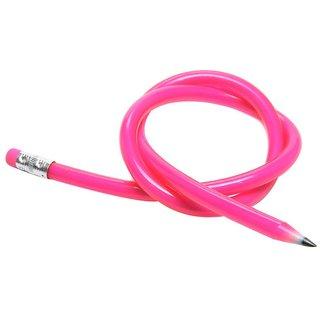 Leilei Pink Flexible Pencil Set of 10