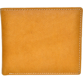 Chandair Pure Leather Tawny Brown Mens Wallet (WL-NW-003)