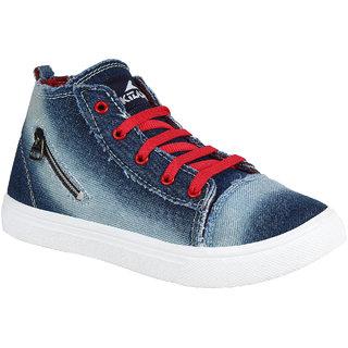 Bersache Women Blue Casual Sneaker Shoes