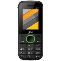 Jivi X570, 1750 MAh Battery,Dual Sim (Black+Yellow)