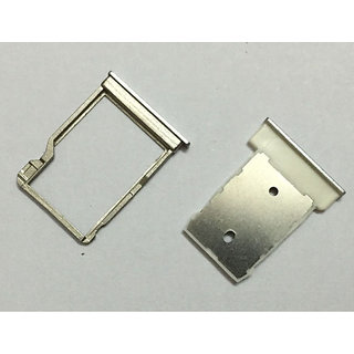 Sim Card Slot Sim Tray Holder Replacement Part for HTC M9(AMBER GOLD)