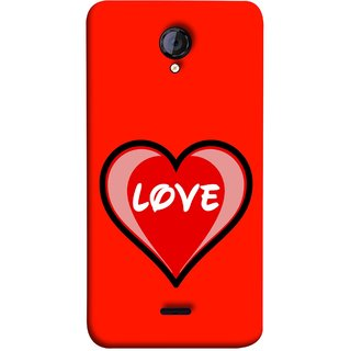 FUSON Designer Back Case Cover for Micromax Unite 2 A106 :: Micromax A106 Unite 2 (Pink Red Wallpapers Flowers Lovers Boyfriends )