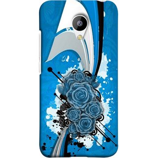FUSON Designer Back Case Cover for Meizu M3 (Colour Canvas For Hall Bedroom Painting Intresting Lot)
