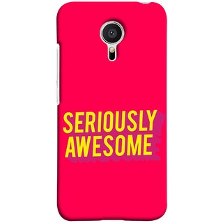 FUSON Designer Back Case Cover for Meizu M2 Note :: Meizu Note 2 (Take Your Dreams Seriously Very Beautiful Best )