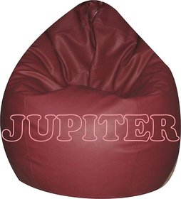 ZOLO XXXL- Bean Bag - Maroon Cover Only - Best quality