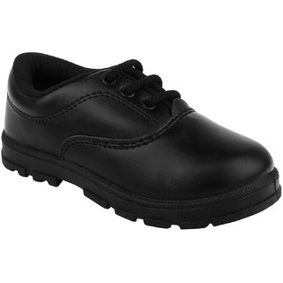 Fuel Boys Lace Formal Boots