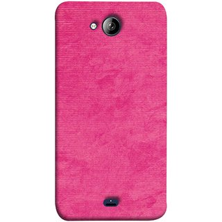 FUSON Designer Back Case Cover for Micromax Unite 3 Q372 :: Micromax Q372 Unite 3 (Cloth Design Dark Pink Baby Maroon Paper Sheet )