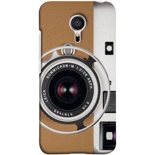 FUSON Designer Back Case Cover for Meizu M2 Note :: Meizu Note 2 (Lecia Cam Photos Negatives Click Zoom Manual )