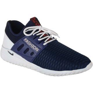 Aadi Men's Navy Blue Sports Shoes