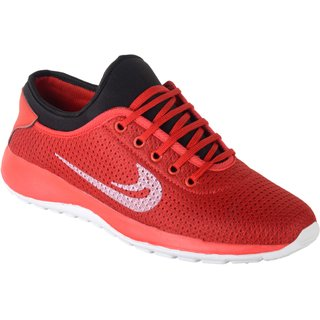Aadi Men's Red Training Shoes