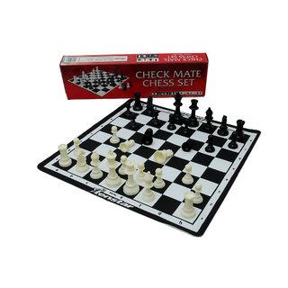 Ten Star Chess Set (Check mate)