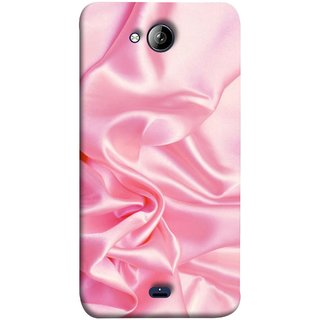 FUSON Designer Back Case Cover for Micromax Unite 3 Q372 :: Micromax Q372 Unite 3 (Pinky Girly Girls Womens Design Pattern Babies Soft )