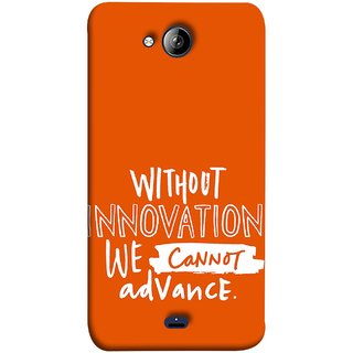 FUSON Designer Back Case Cover for Micromax Unite 3 Q372 :: Micromax Q372 Unite 3 (Motivational Inspirational Words Quotes Worklife)