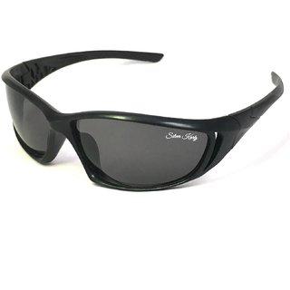 38cc1b94cd7e3 Buy Silver Kartz Black UV Protection Aviator Sunglasses(190) Online - Get  82% Off