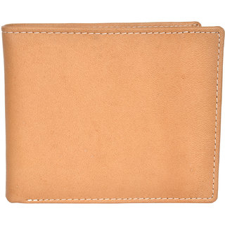 Chandair Pure Leather Brown Mens Wallet (WL-NW-005)