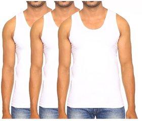 Bharat svk Men's Vest (Pack Of 3)