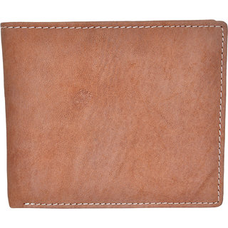 Chandair Pure Leather Cedar Brown Mens Wallet (WL-NW-027)