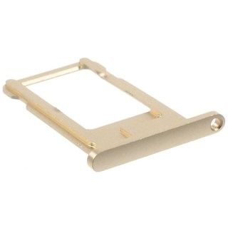 Sim Card Slot Sim Tray Holder Replacement Part for HTC E9(WHITE)