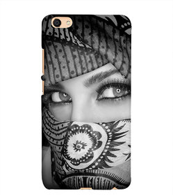 99sublimation OppoF3 Dupatta On Face 3D D1602