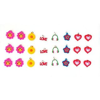 Jewellery & Loom Bands Hanging , Set Of 36 , Used In Jewellery & Bracelet  Making , Loom Bands , Art & Craft , Diy Projects