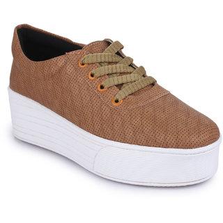 Funku Fashion Brown Sneaker