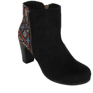 Catwalk Women Black Boots