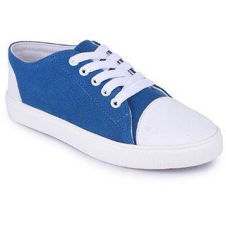 Funku Fashion Blue Casual Shoes