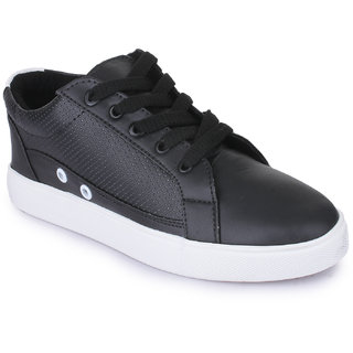 Funku Fashion Black Casual Shoes