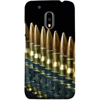 FUSON Designer Back Case Cover for Moto E3 Power :: Motorola Moto E3 Power (Gun Control Aurora Rounds Ammunition Bullets Guns Ammo)